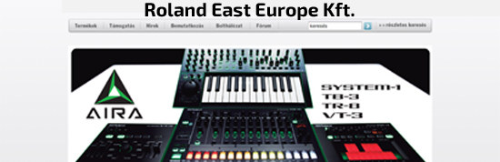 Roland East Europe Kft.