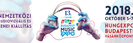 Budapest Music Expo 2018